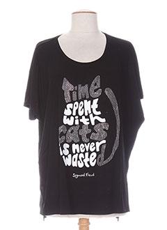 Produit-T-shirts / Tops-Femme-CHERRY BLOOM