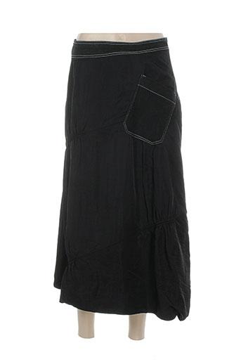 astuces jupes et longues femme de couleur noir