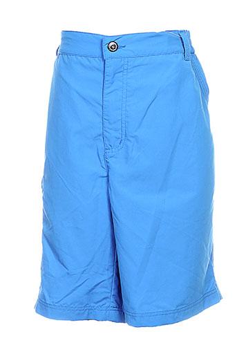 icepeak bermudas homme de couleur bleu