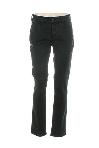 nydj pantalons femme de couleur vert
