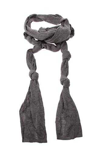 charlie joe accessoires femme de couleur gris