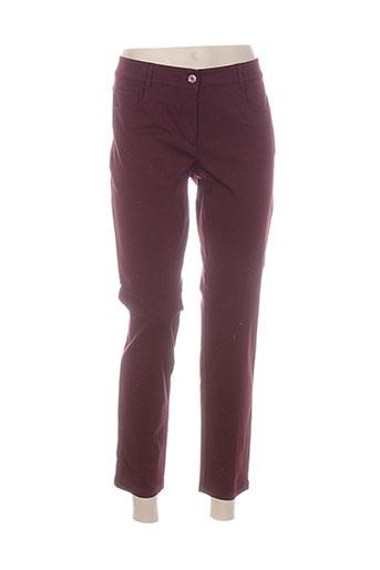 pennyblack pantalons et decontractes femme de couleur rouge