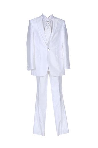 adimo costumes homme de couleur blanc
