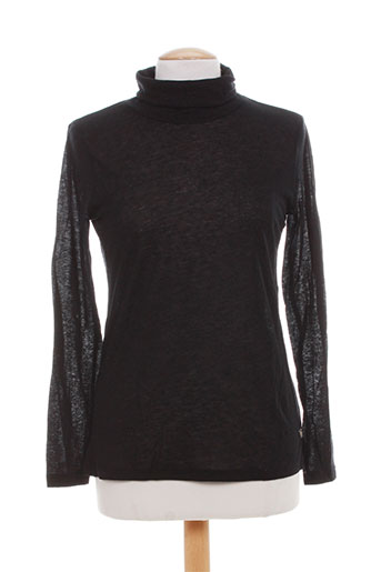 diplodocus t-shirts femme de couleur noir