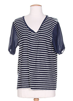Produit-T-shirts / Tops-Femme-THALASSA