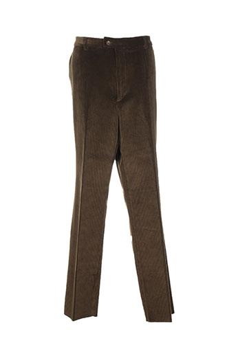 cosserat pantalons et citadins homme de couleur vert