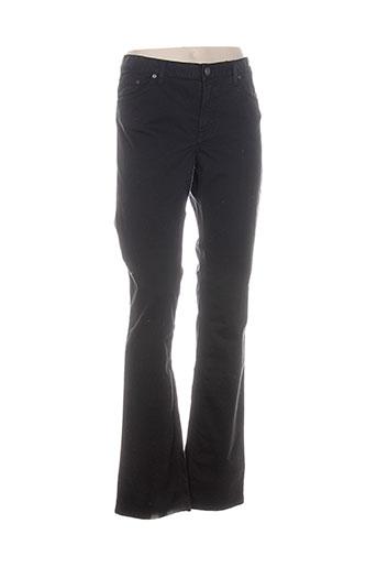 gant pantalons femme de couleur noir