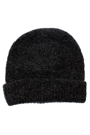 american et vintage chapeaux et bonnets femme de couleur gris