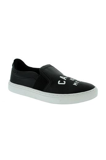 eleven paris chaussures femme de couleur noir