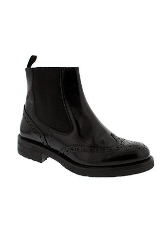 meline chaussures femme de couleur noir