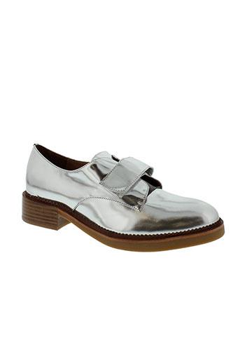 jeffrey campbell chaussures femme de couleur gris