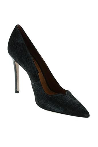 erin adamson chaussures femme de couleur bleu