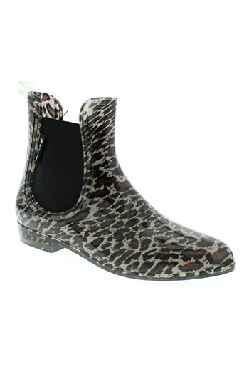 be et only boots femme de couleur marron