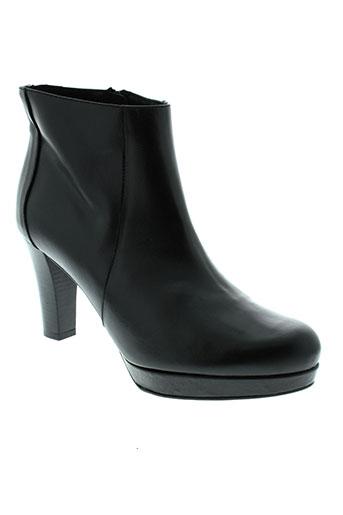 andy et by et semer bottes femme de couleur noir