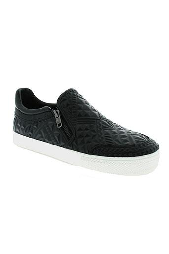 ash chaussures femme de couleur noir