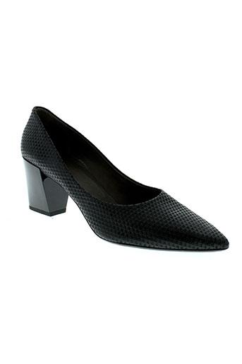 coclico escarpins femme de couleur noir