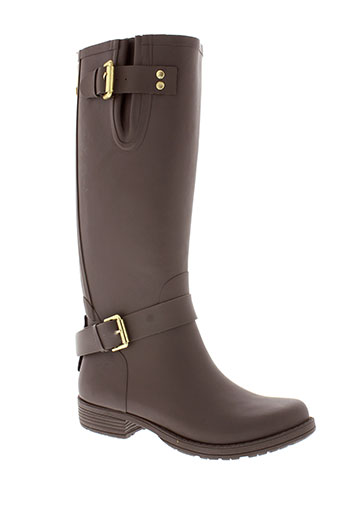 colors et of et california bottes femme de couleur marron