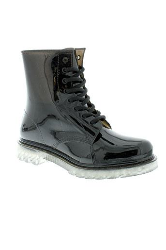 colors et of et california boots femme de couleur noir
