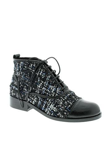 tatoosh chaussures femme de couleur noir