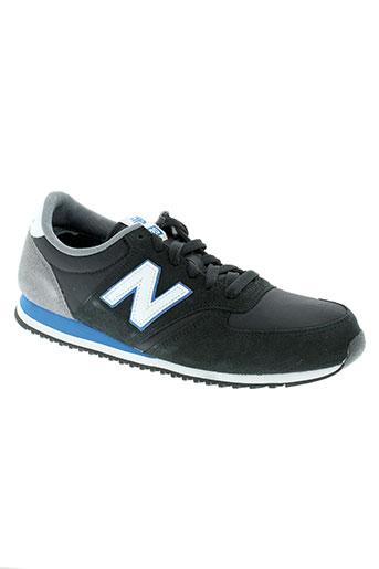 new balance chaussures homme de couleur noir