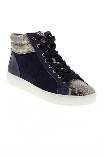 sam edelman chaussures femme de couleur bleu