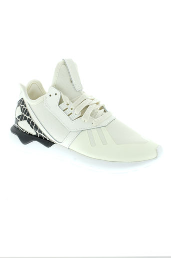 adidas chaussures femme de couleur blanc