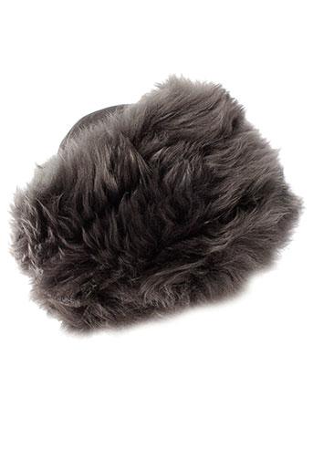 grevi accessoires femme de couleur gris