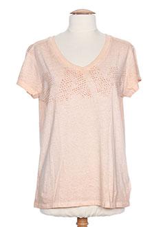 Produit-T-shirts / Tops-Femme-G STAR
