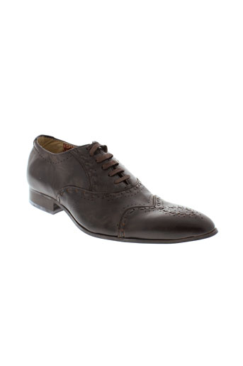 moshion derby homme de couleur marron