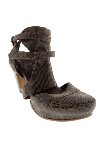 neosens sandales et nu et pieds femme de couleur marron