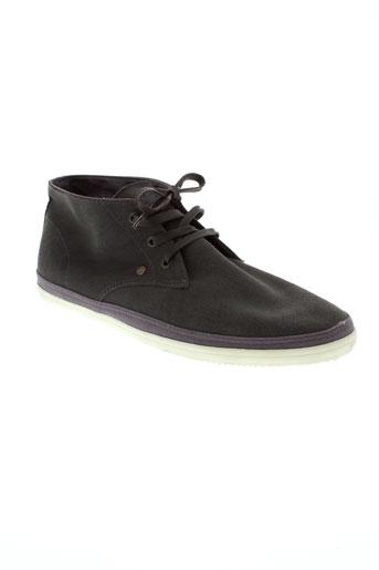 gola boots homme de couleur gris