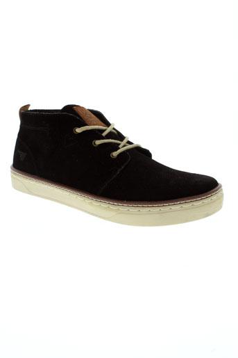 gola boots homme de couleur noir