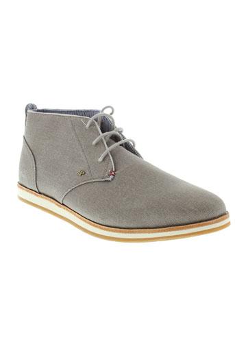 boxfresh boots homme de couleur gris