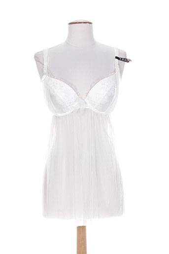esprit lingerie femme de couleur blanc