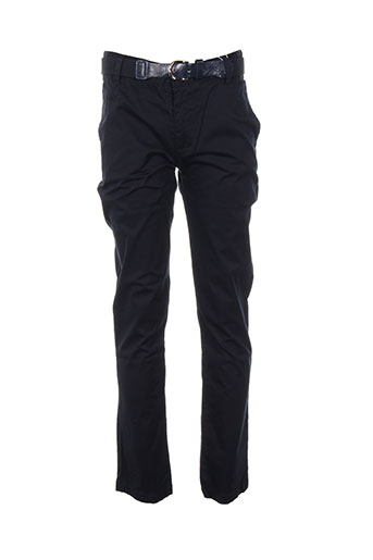 losan pantalons garçon de couleur bleu
