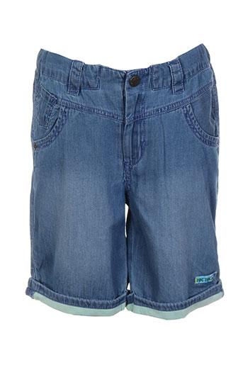 tuc tuc shorts / bermudas garçon de couleur bleu