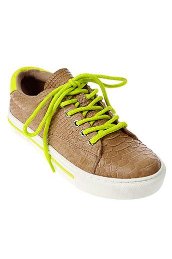 marc cain chaussures femme de couleur beige
