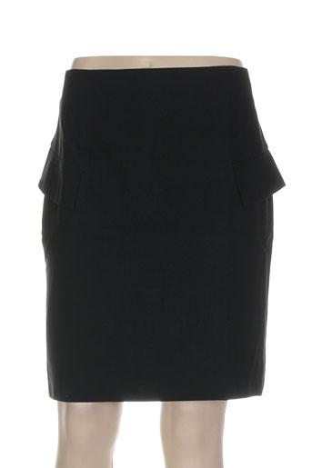 snob jupes femme de couleur noir