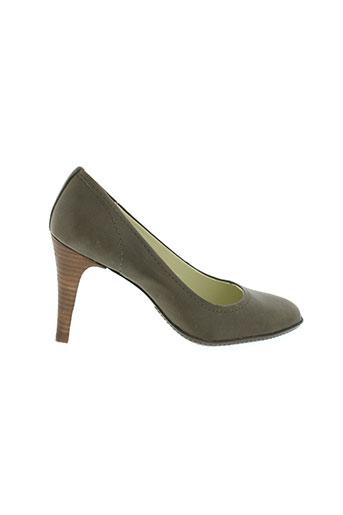 georges rech chaussures femme de couleur marron