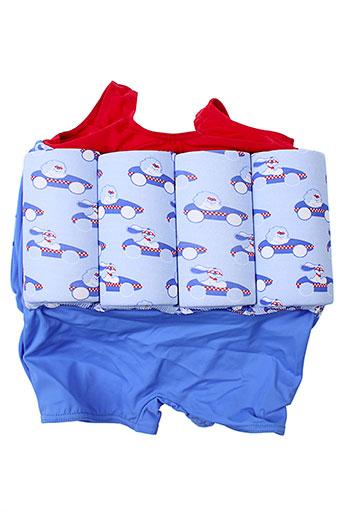 noukie's maillots de bain garçon de couleur bleu