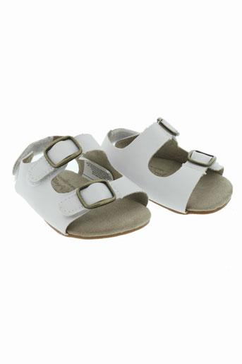 mayoral chaussures enfant de couleur blanc