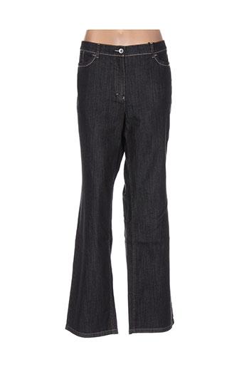 stark jeans femme de couleur gris