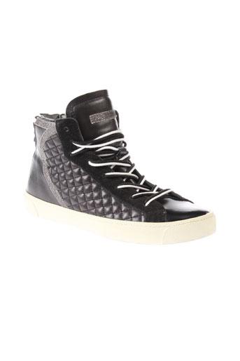 carma chaussures fille de couleur noir