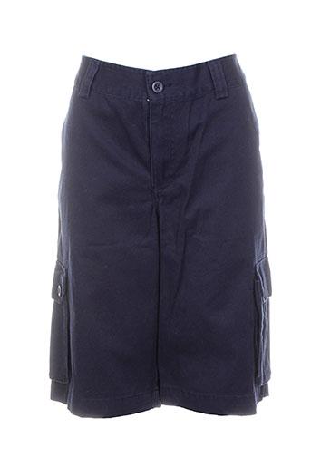 ralph lauren shorts / bermudas garçon de couleur bleu