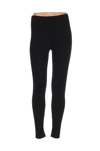 achel leggings femme de couleur noir