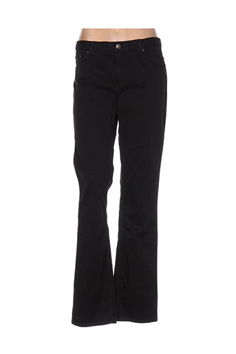 gant pantalons et decontractes femme de couleur noir