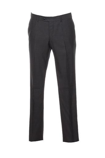 pal zileri pantalons homme de couleur gris
