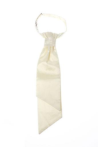 Cravate blanc PAL ZILERI pour homme