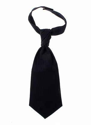 Cravate bleu CARLO PIGNATELLI pour homme