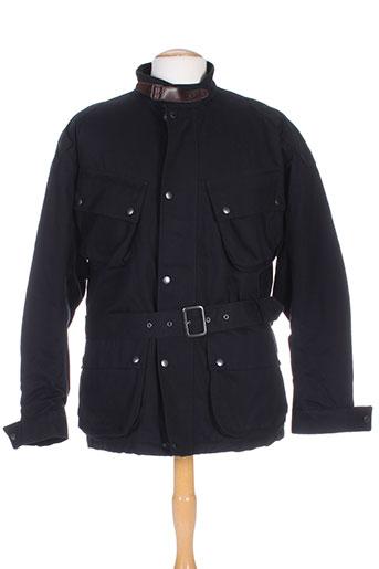 edwin vestes homme de couleur noir